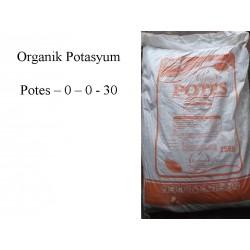 Organik Potasyum