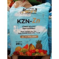 KZN Zn (Çinko Sülfat % 22)