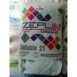 Zeplin Green 21